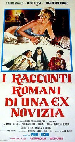 I racconti romani di una ex novizia [DVDRip 576p 1.33 Gb]