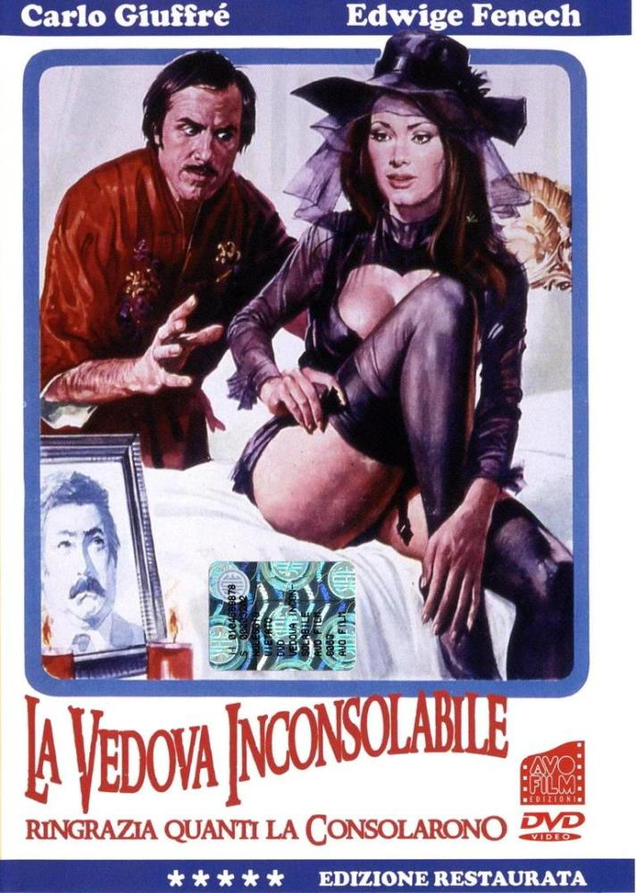 La Vedova Inconsolabile Ringrazia Quanti La Consolarono [DVDRip 554p 1.38 Gb]