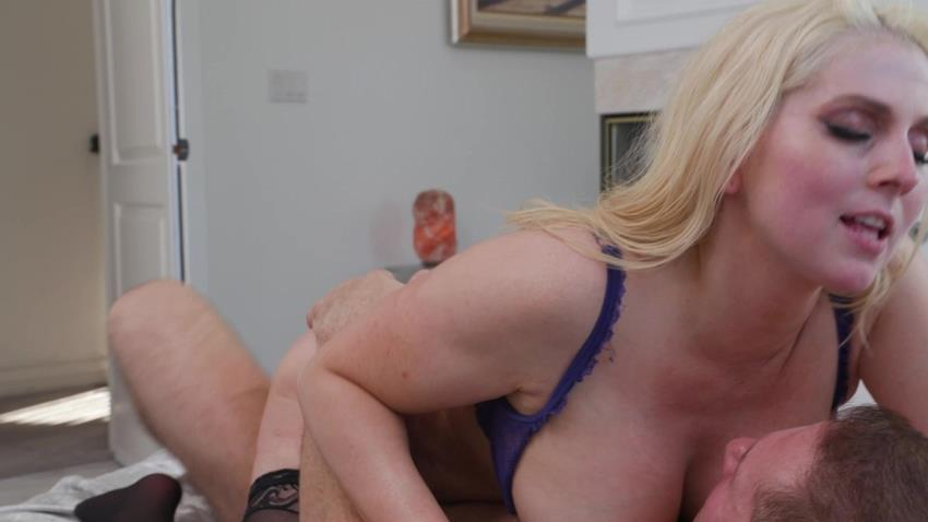 Cock-Craving Cheating Wife Christie Stevens DPd by Fuckbuddies