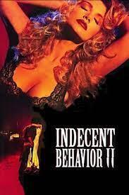 Indecent Behavior II [DVDRip 544p 1.44 Gb]