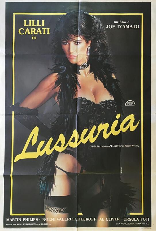 Lussuria [DVDRip 528p 1.46 Gb]