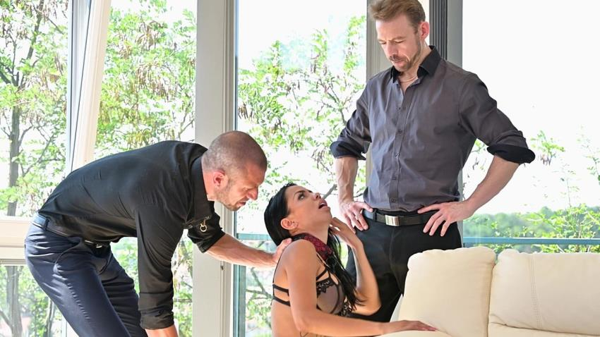 DDFNetwork.com: Canela Skin - Submissive Nympho Whore Canela Skin Bound, Whipped, DPd in BDSM Threesome [HD 720p] (1.5 GB) - September 14, 2021