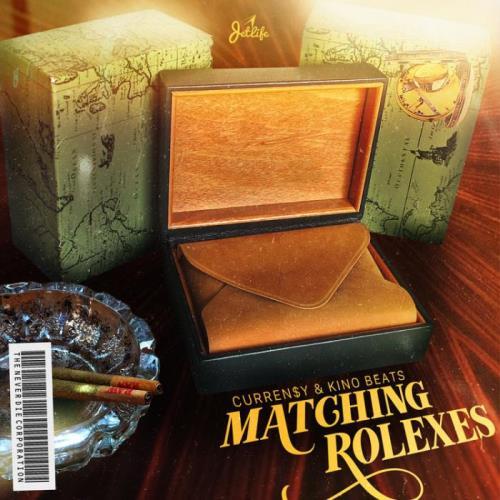 Curren$y x Kino Beats — Matching Rolexes (2021)
