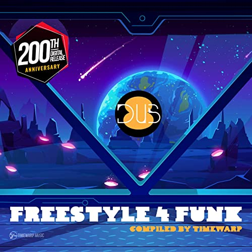 Freestyle 4 Funk 8 (Compiled by Timewarp) (#Dub) (2021)