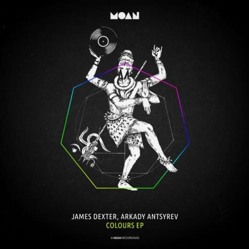 James Dexter, Arkady Antsyrev — Colours EP (2021)