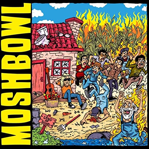 Moshbowl — Land Of Losers (2021)