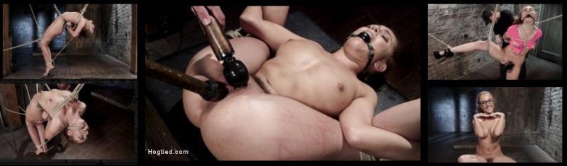 Roxanne Rae - Extreme bondage, brutal torment, and intense orgasm denial. (2021/Hogtied.com/Kink.com) [HD/720p/ 2.08 Gb]