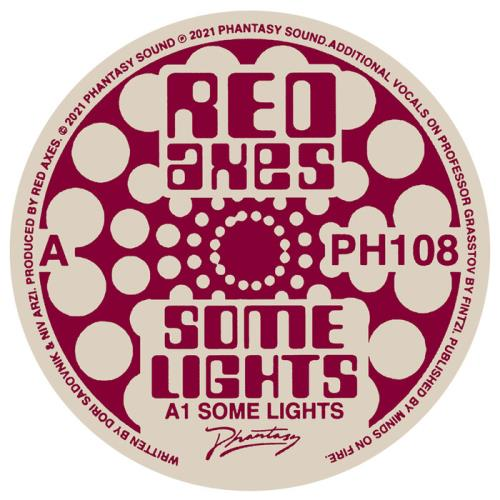 Red Axes — Some Lights EP (2021)