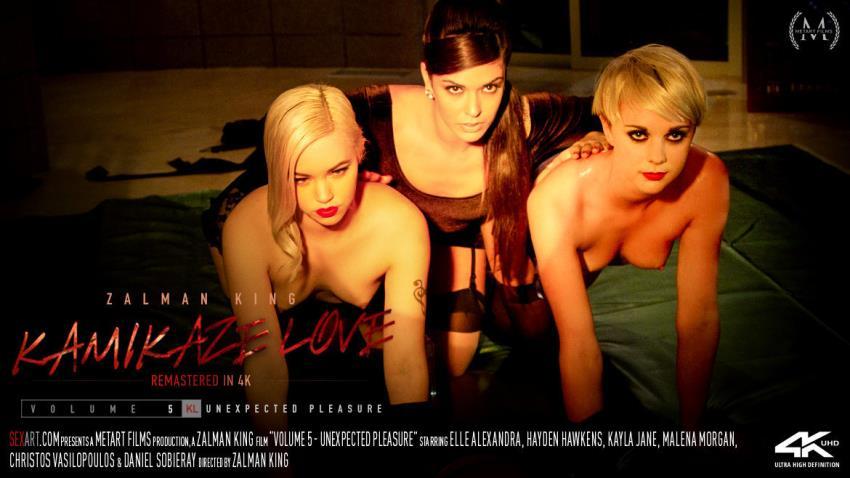 MetArt.com, SexArt.com - Elle Alexandra, Hayden Hawkens, Kayla Jane, Malena Morgan