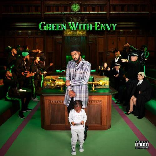 Tion Wayne — Green With Envy (2021)