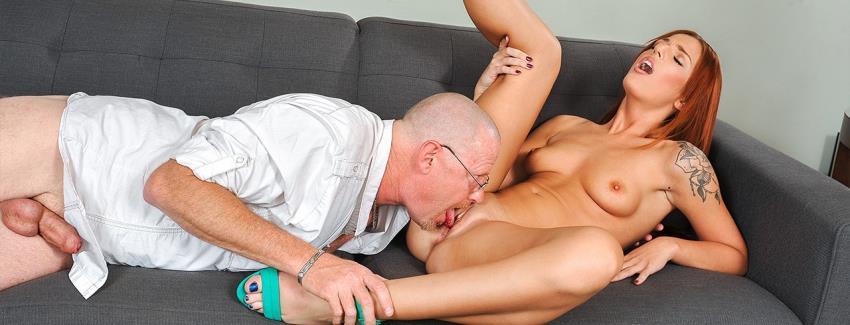 Daddy4K.com, EffectiveCash.com - Scarlett Mae