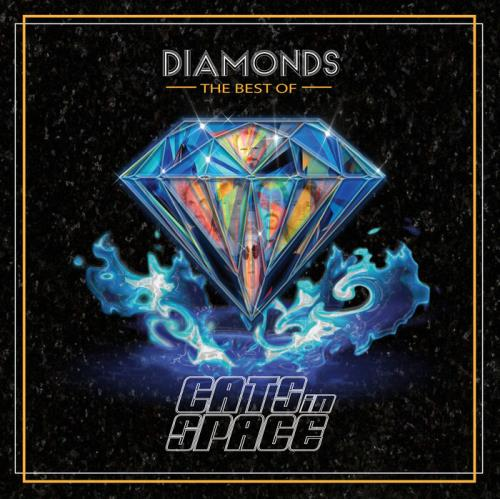 Cats In Space - Diamonds The Best Of Cats In Space (2021)
