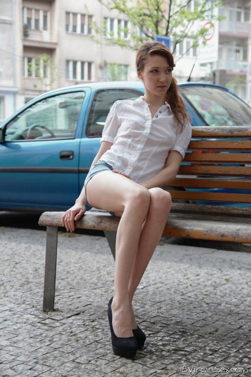 Kristina - Kristina (AKA: Adriane, Adrianna Gold, adrianne, Adrianne B, Elly) [18VirginSex] (FullHD 1080p)