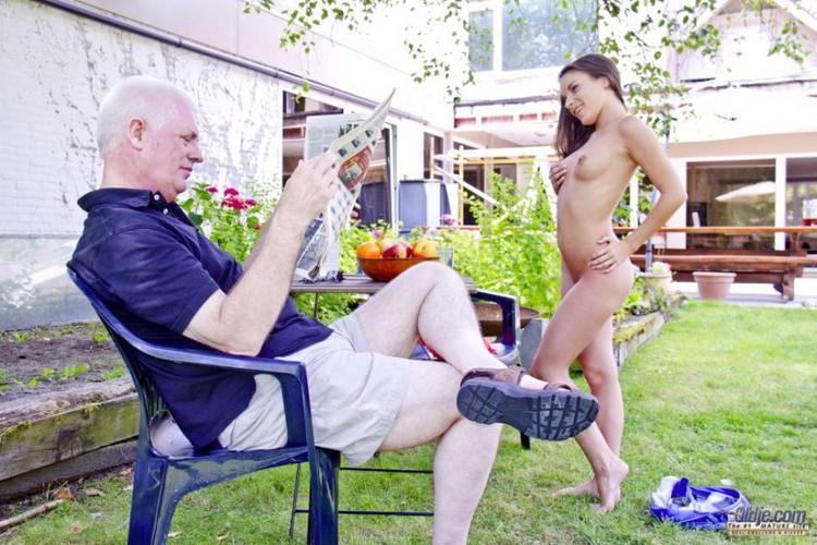 Oldje - Anita Berlusconi - I Am Young I Want Sex Anita Berlusconi (1080p/FullHD)