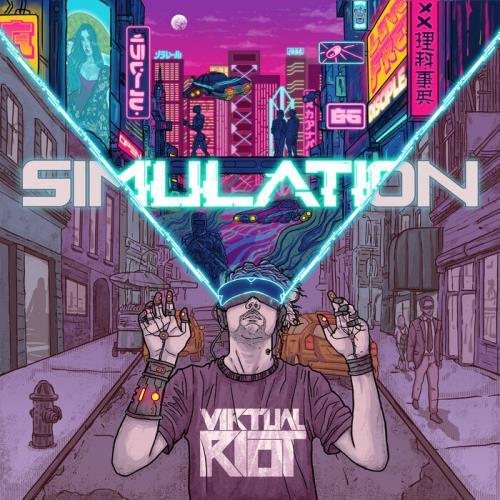 Virtual Riot — Simulation Lp (2021)