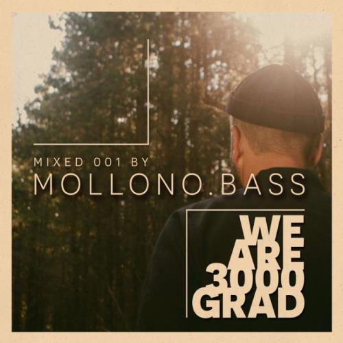 We Are 3000Grad Vol 001 (DJ Mix By Mollono.Bass) (2021)