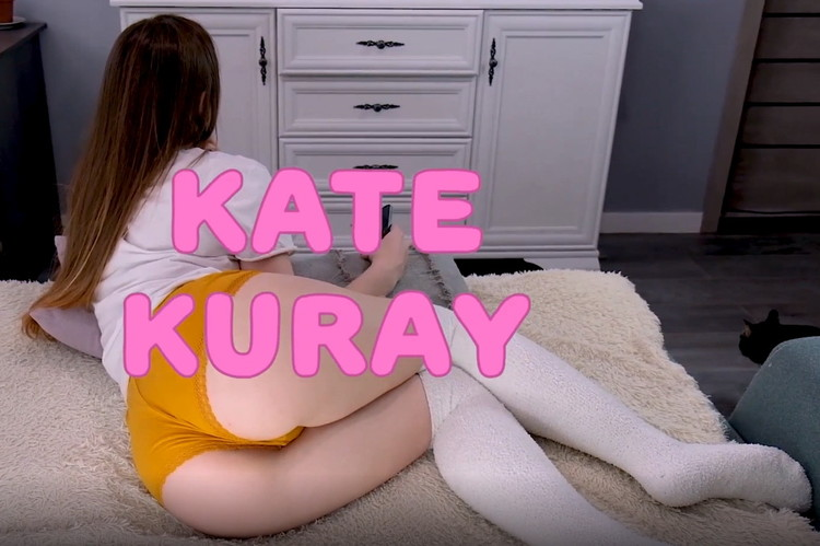 Kate Kuray - SQUIRT and CREAMPIE from the Kate Kuray model (2021/Porn) [UltraHD 4K/2160p/ 723 MB]