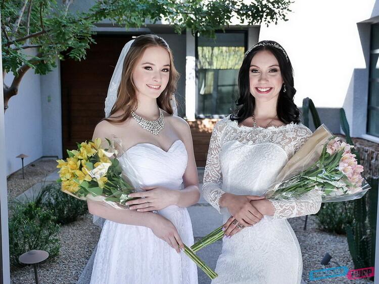 DaughterSwap/TeamSkeet: Jazmin Luv, Hazel Moore - An Orgy Before The Wedding [FullHD 1080p] (2.31 GB)