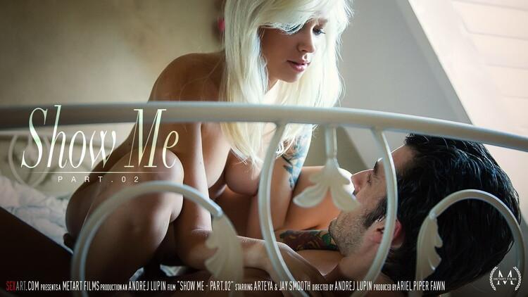Arteya, Jay Smooth - Show Me Part 2 [SexArt/MetArt / FullHD 1080p]