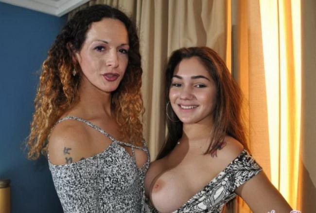 Nikki Montero - Cumshots and Hardcore (2021 LatinaTranny.com) [HD   720p  410.4 Mb]