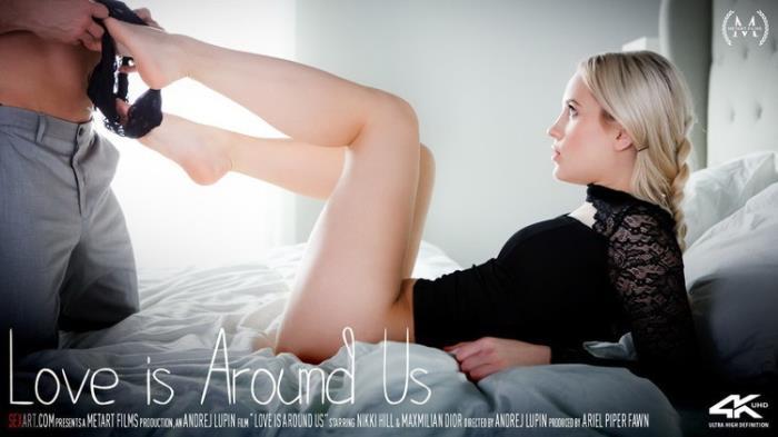SexArt.com MetArt.com: Love Is Around Us Starring: Nikki Hill