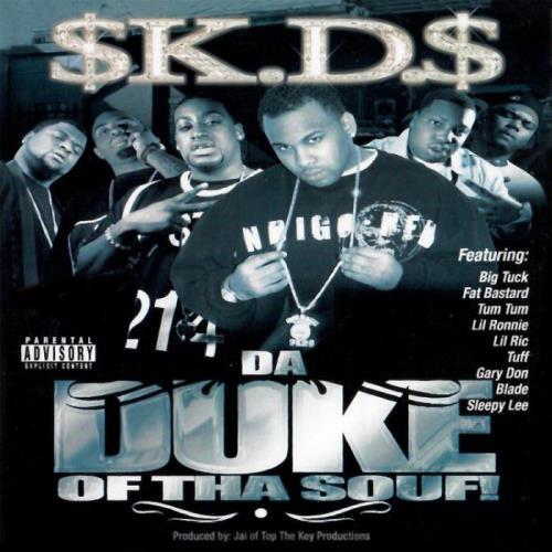K.D. Da Duke Of Tha Souf - Da Abomanole Snowman (2021)