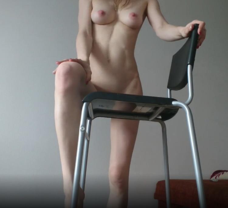 realdaddysangel - Strange Stranger Sex Ep. 6 Chair Dildo Fuck Vape and Shaking Orgasm (2021/Porn) [UltraHD 4K/2160p/ 1.12 GB]