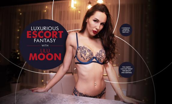 Lilu Moon ~ Luxurious Escort Fantasy ~ Lifeselector.com/21roles.com ~ FullHD 1080p