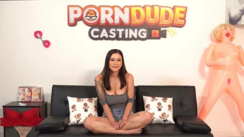 Jasmine Wilde - Porn Dude Casting (2021/PornDudeCasting.com) [SD/480p/ 248.34 Mb]