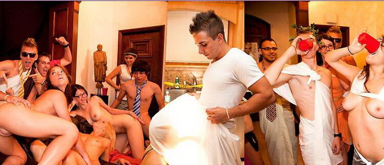 CollegeRules: Unknown - Toga Orgy [HD 720p] (848 MB)