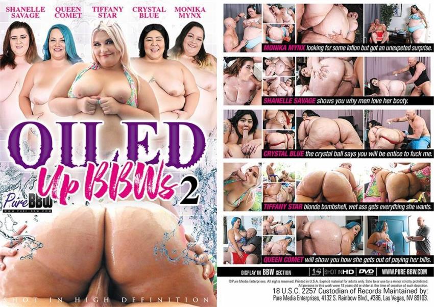 Oiled.com: Crystal Blue, Monika Mynx, Queen Comet, Shanelle Savage, Tiffany Star - Oiled Up BBWs # 2 [HD 720p] (3.35 GB)