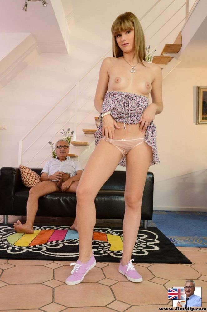 JimSlip - Charlyse Bella - Aphrodite from Athens [FullHD 1080p]