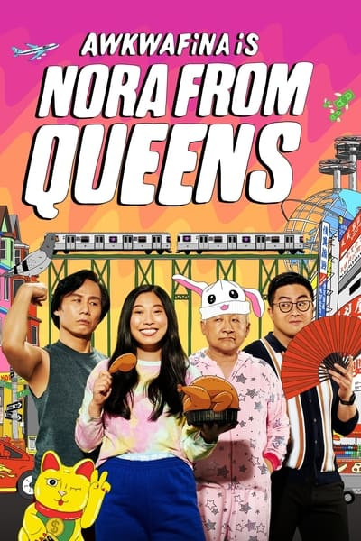 Awkwafina Is Nora from Queens S02E07 1080p HEVC x265-MeGusta