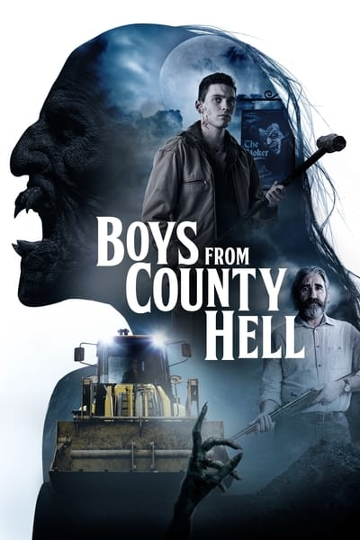 Boys from County Hell 2020 720p BRRip XviD AC3-XVID