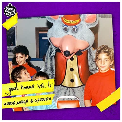 Bei Ru — G O O D H U M M U S Vol. 6: Moods, Moogs & Grooves (2021)