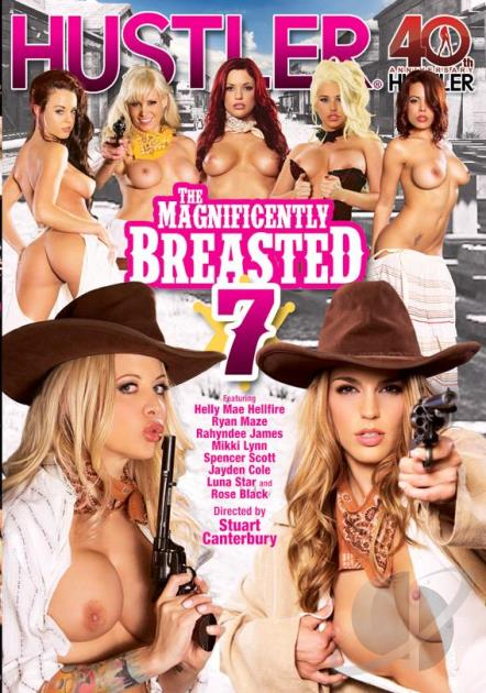 The Magnificently Breasted #7 [DVDRip 386p 854.79 Mb]