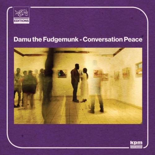 Damu The Fudgemunk — Conversation Peace (2021)