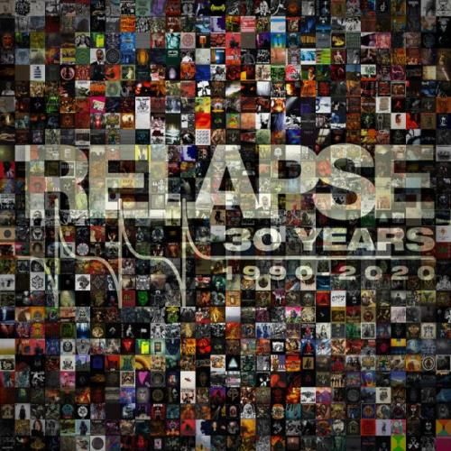 Relapse 30 Year Anniversary Sampler (2021)