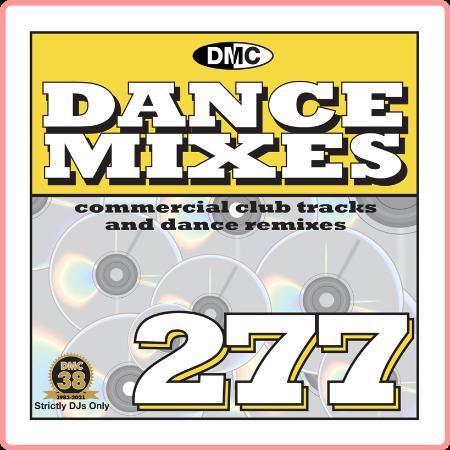 VA- DMC Dance Mixes Vol  277 (2021) Mp3 320kbps