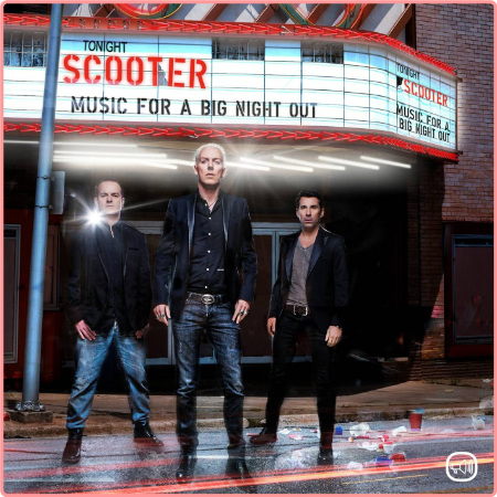 Scooter - Music For A Big Night Out (2012) Flac