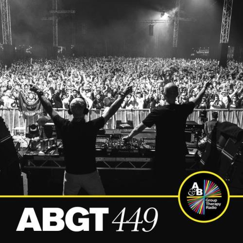 Above & Beyond, Cinthie — Group Therapy ABGT 449 (2021-09-03)
