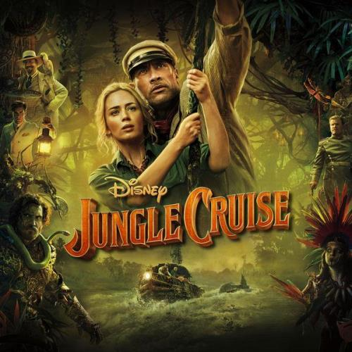 James Newton Howard — Jungle Cruise (Original Motion Picture Soundtrack) (2021)