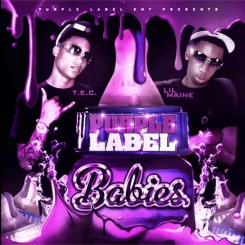 Tec x Maine Musik — Purple Label Babies (2021)