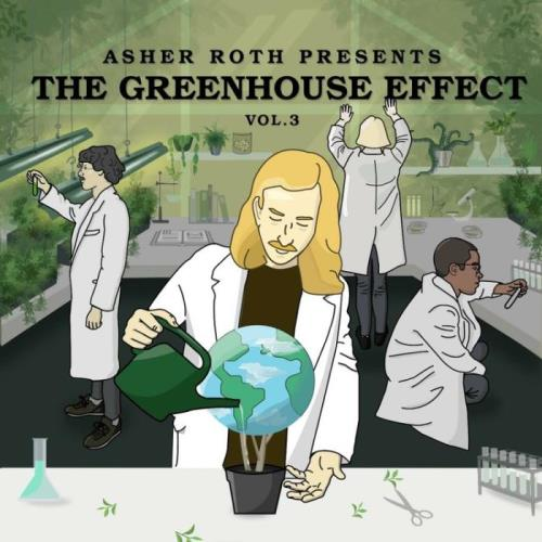 Asher Roth — The Greenhouse Effect Vol. 3 (2021)