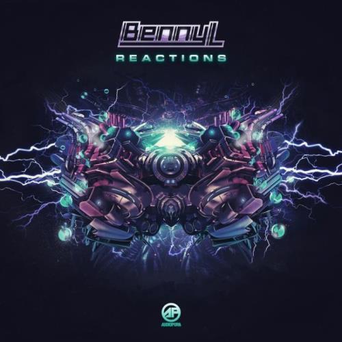 Benny L — Reactions (2021)