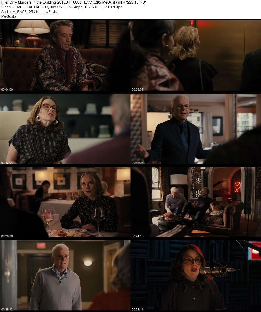 Only Murders in the Building S01E04 1080p HEVC x265-MeGusta