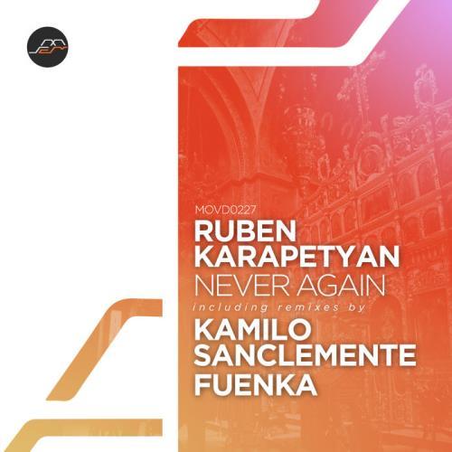 Ruben Karapetyan — Never Again (2021)