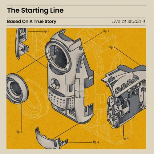 The Starting Line — Based On A True Story (Live At Studio 4) (2021)
