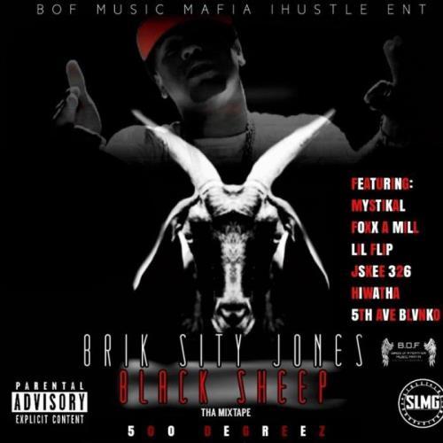 Brik Sity Jones — Black Sheep (2021)