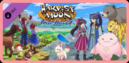 Harvest Moon - One World [FitGirl Repack]